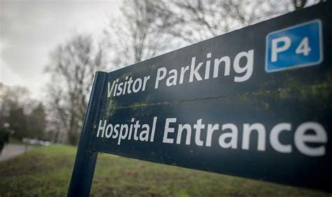 latest uk and world news sport and comment daily express fury as hospitals charge staff 163 400 a year to park in car