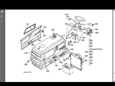 kubota bx2200 parts diagram kubota tractor b6000 parts kubota tractor engine and
