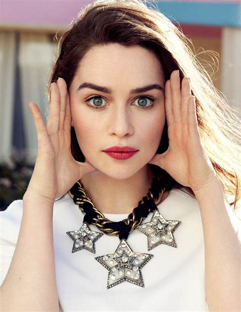 emilia clark emilia clarke photoshoot by jason kim