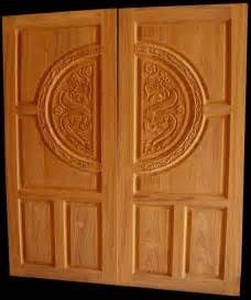 Wooden Door Designs by Wood Design Ideas Double Front Door Designs Wood Kerala