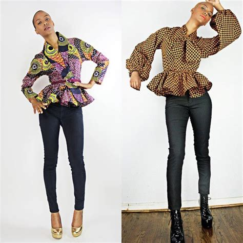 ankara peplum tops styles ankara peplum tops styles and designs ifashy