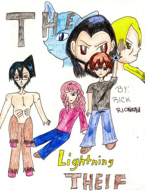 lightning thief book report pjato the lightning thief by yamakaiyoko on deviantart
