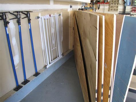Plywood Storage Rack by Lumber Sheet Goods Storage Rack Pictures To Pin On