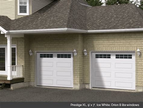 prestige xl design from garaga garage doors