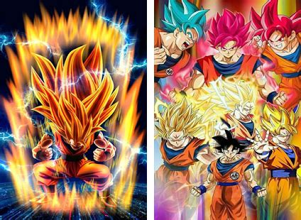 dragon ball super saiyan android live wallpaper apk super saiyan wallpaper live apk download latest version 1