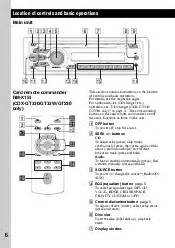 sony xplod cdx gt130 wiring diagram sony cdx gt130 support