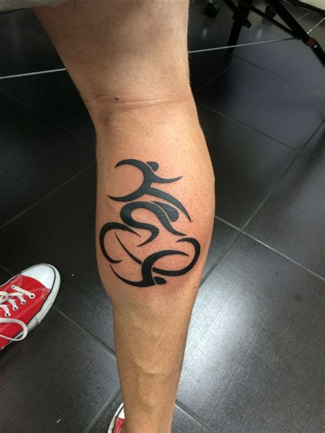 ironman triathlon tattoo 25 best ideas about ironman on