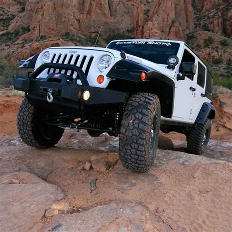 Lift Kit For 2012 Jeep Wrangler Superlift 4 Quot Suspension Lift Kit With Fox Shocks For Jeep
