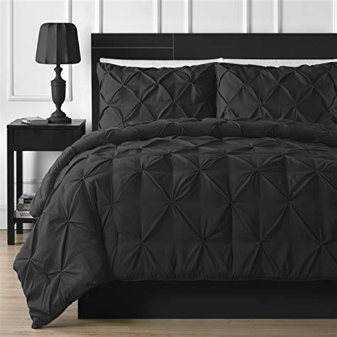 All Black Comforter by Luxurious Black And White Comforters For Your Bedroom