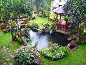 Backyard Ideas Outdoor Yard Pond Ideas With Unique Outdoor Table Yard