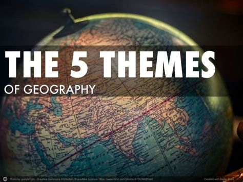 5 themes of geography quotes five themes of geography