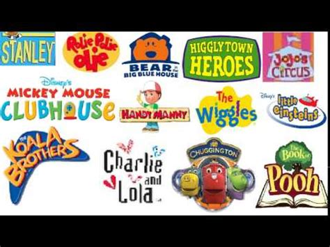 are shows which one of these playhouse disney shows are better