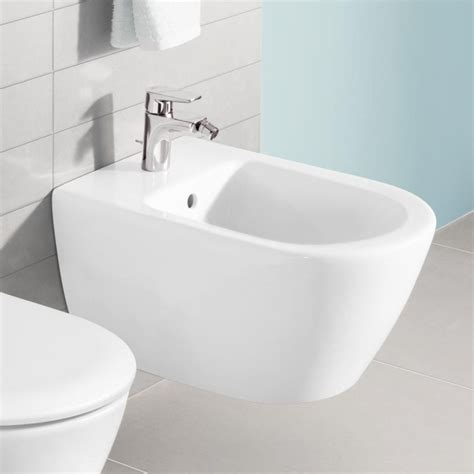 bidet subway villeroy boch subway 2 0 wall mounted bidet uk bathrooms