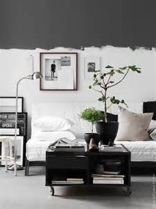 compact living room ikea livet hemma inspirerande