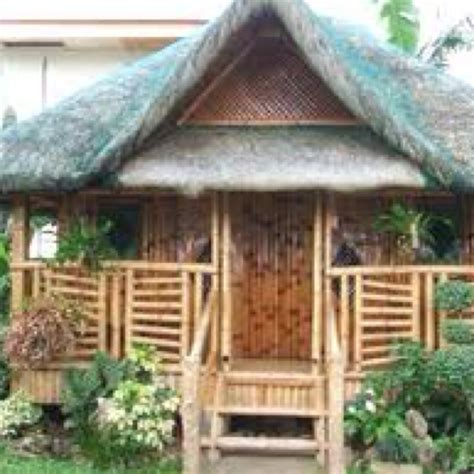 bamboo house deco bamboo small houses and