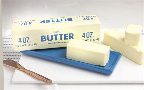 butter room temperature what does room temperature butter salt and serenity