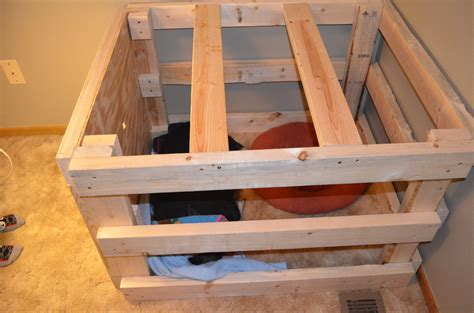 puppy in crate during day diy animal crate for dogs or pigs or other barnyard friends surviving a