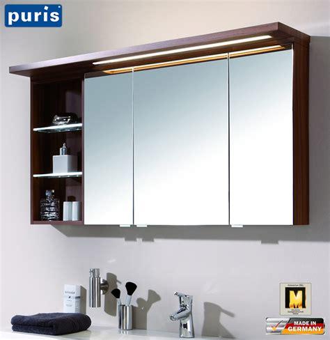 spiegelschrank puris puris swing spiegelschrank 120 cm set41122l impuls home