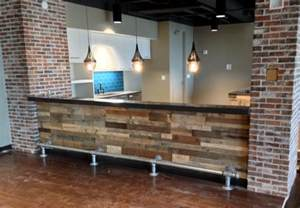 Home Theater Decorations Cheap reclaimed wood paneling sustainable lumber company