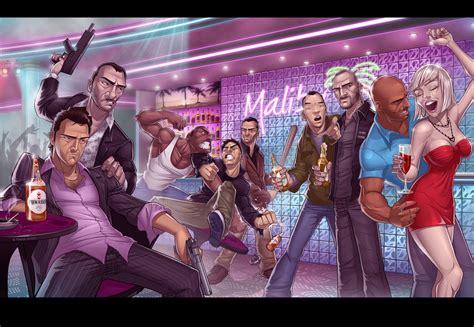 todos os herois de gta juntos  games zone