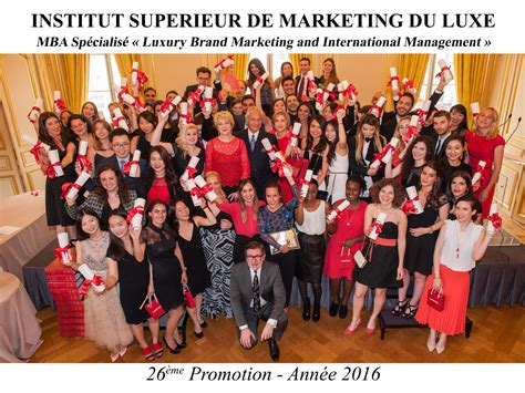 Mba Luxury Brand Management Jewelry by Institut Sup 233 Rieur De Marketing Du Luxe Chaire Cartier
