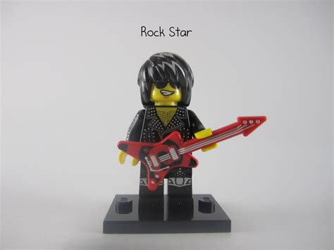 Series 12 12 Rock review lego minifigures series 12 part 1