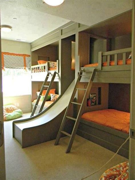 awesome bunkbeds awesome bunk beds bedroom design pinterest