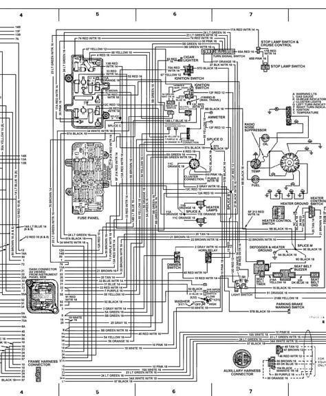 nissan wiring diagrams schematics