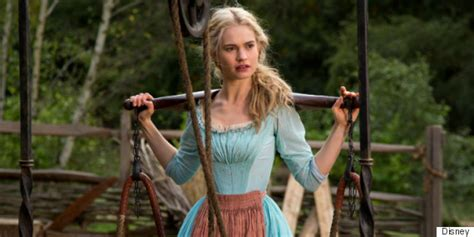 cinderella film esher lily james learn about the cinderella star from