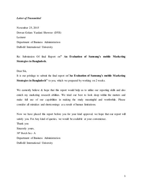 Sle Of Transmittal Letter In The Philippines transmittal letter sle philippines 28 images letter of