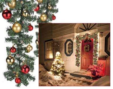 weihnachtsgirlande mit beleuchtung für aussen weihnachtsgirlande mit led beleuchtung und deko nur 29