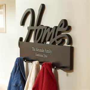 Fun Housewarming Gifts by Home Family Coat Rack