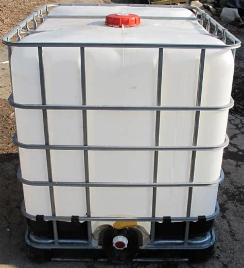 water storage container 275 gallon water storage totes for sale