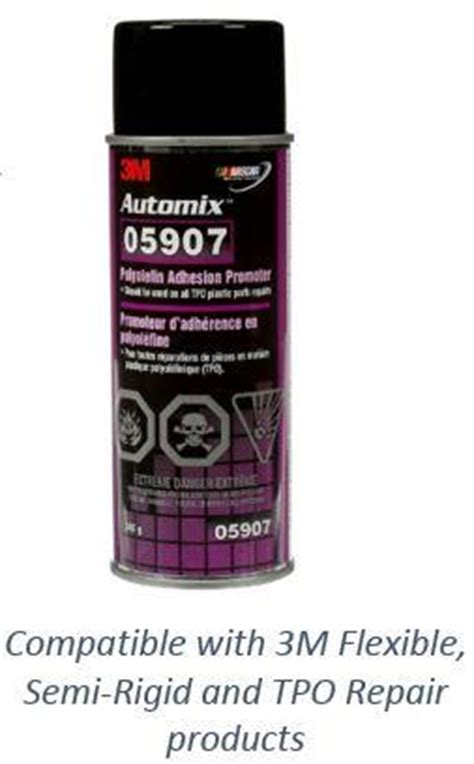 amazon.com: 3m 05907 polyolefin adhesion promoter 12 oz