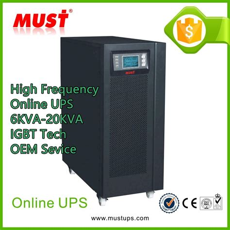 must ups spare parts 10kva 3 1 with battery inbuilt