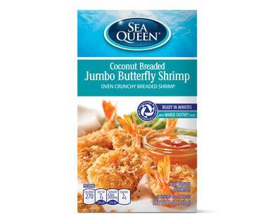 sea queen jumbo butterfly shrimp aldi — usa specials