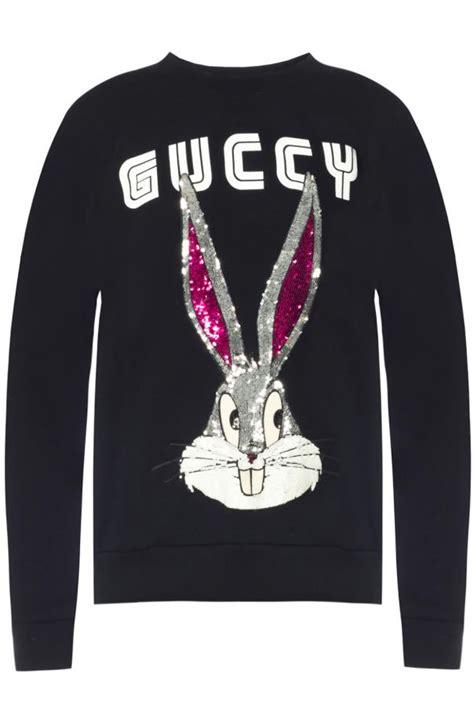 Baju Sweater Gucci Branded Murah Fit Xl bugs bunny sweatshirt gucci vitkac shop