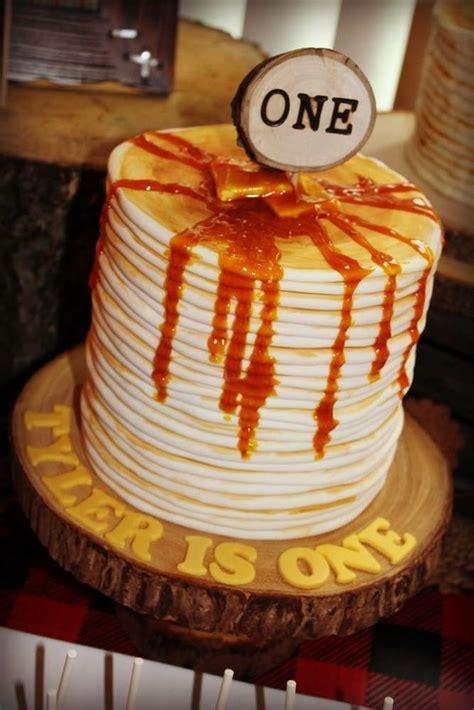 Lumberjack Birthday Party Ideas   Photo 29 of 31   Catch