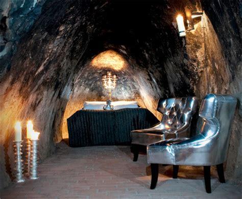 An Underground Room by Underground Hotel Room