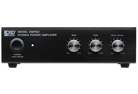 home audio lifier stereo 2 channel