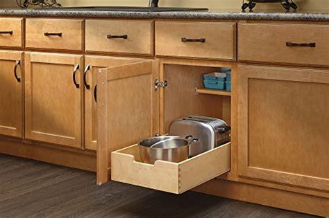 rev kitchen cabinets 5 off rev a shelf 4wdb 15 medium wood base cabinet