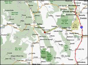 bighorn park cground and rv park directions and map