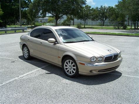 jaguar 2003 x type gold jaguar x type for sale used cars on buysellsearch