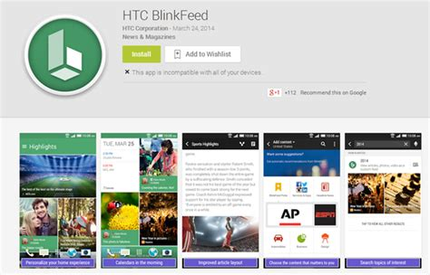 htc blink feed apk htc sense 5 5 player apk
