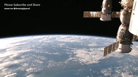 Earth Our Home Secondary 2 live of earth seen from the international space