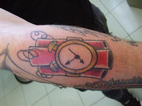 time bomb tattoo ticking time bomb www pixshark images