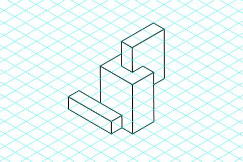 grid pattern for illustrator quick tip how to create an isometric grid in less than 2