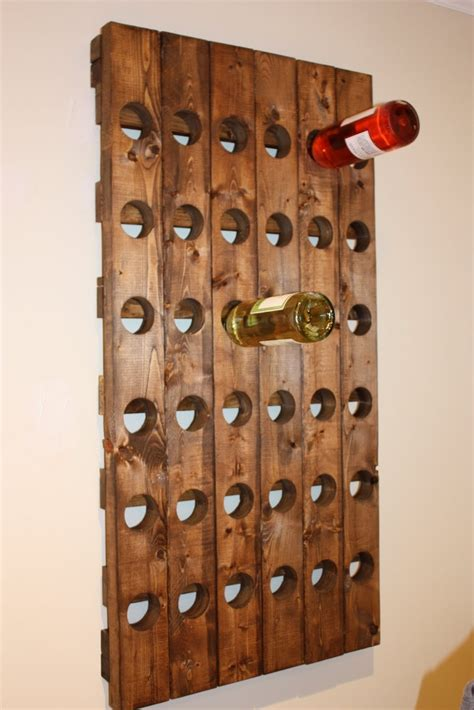 riddling rack wine storage wine room