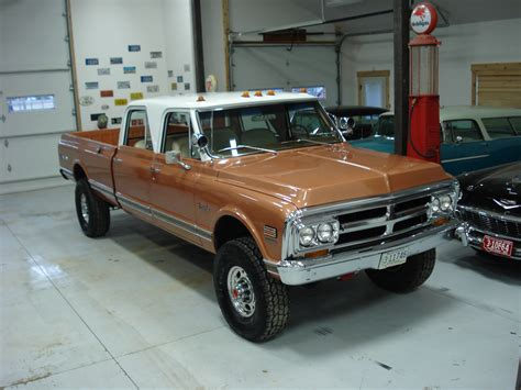 gmc 4x4 crew cab 1970 chevrolet crew cab for sale autos post