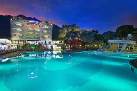catamaran resort hotel отель catamaran resort hotel 5 beldibi турция кемер